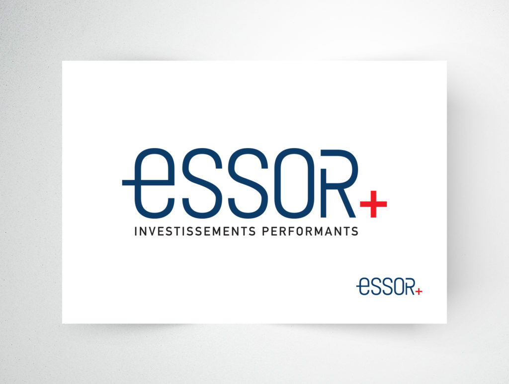 Logo Essor+ Investissements performants