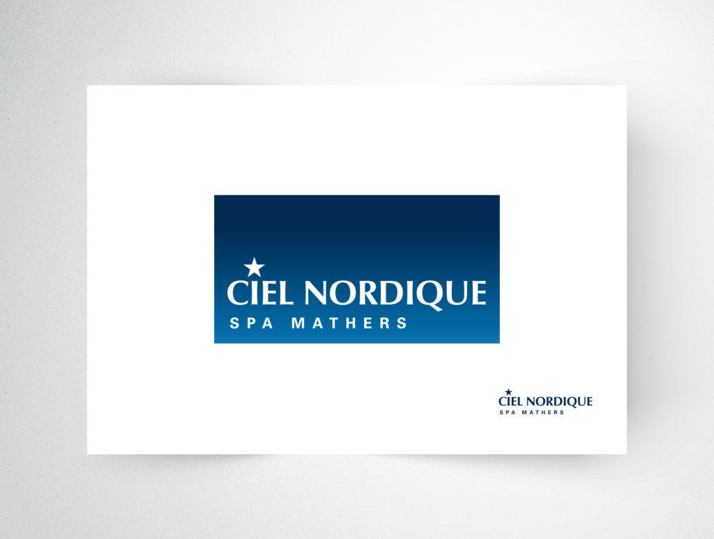 Logo Ciel Nordique Spa Mathers