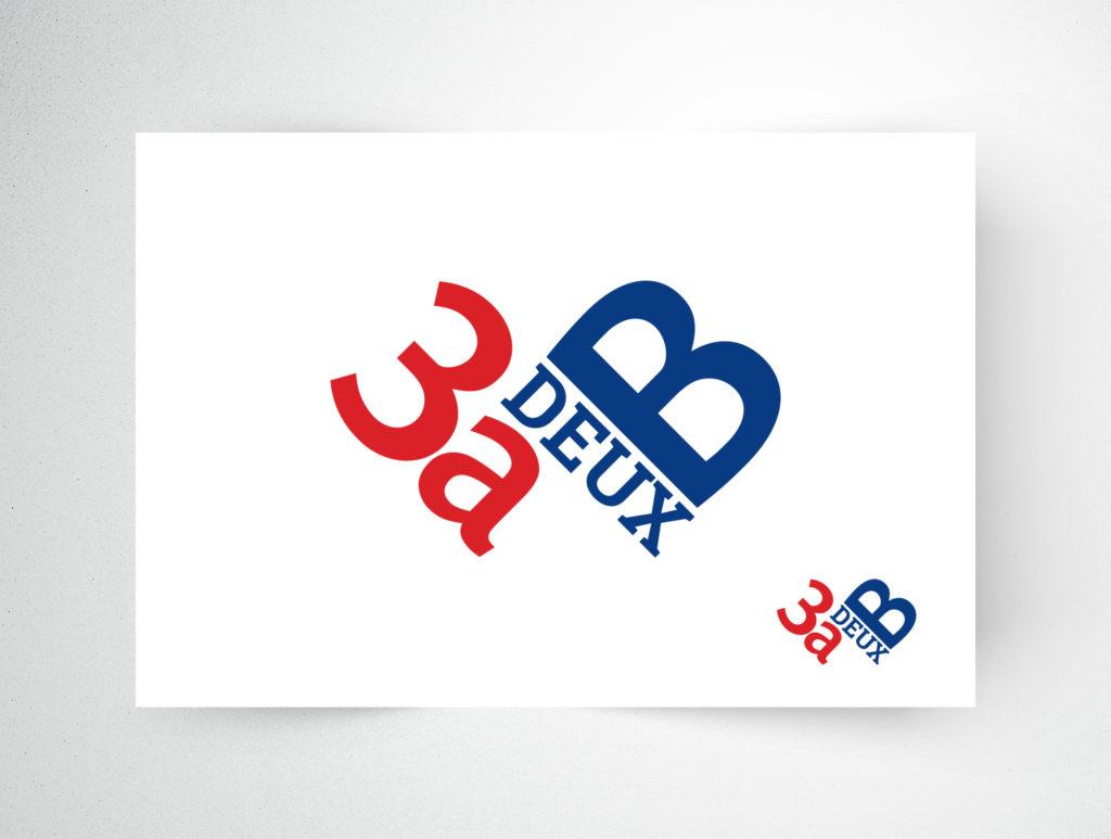Logo 3aDEUXB